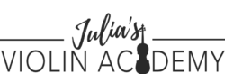 logo - julia's violin academy